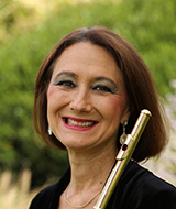 Flute Teacher Sharon Levin